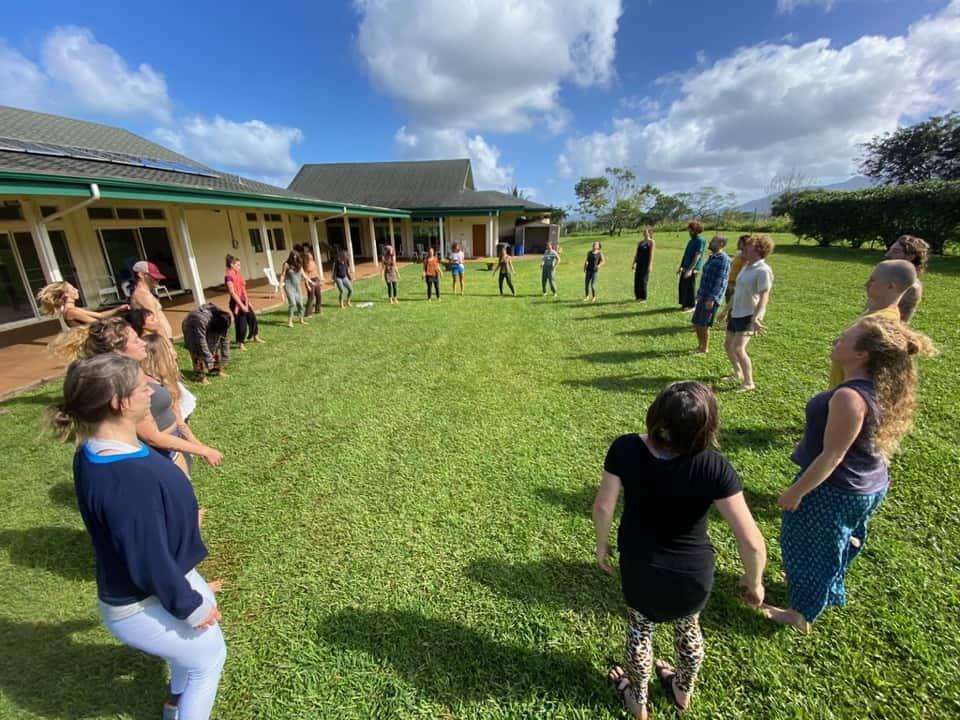 outdoor movement