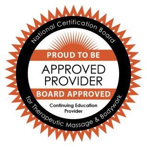 NCBTMB Board Approved Provider